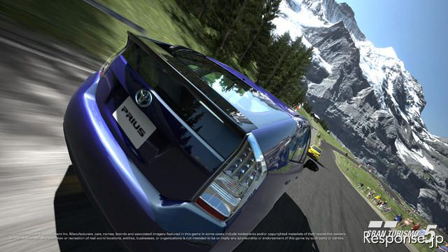© Sony Computer Entertainment Inc. Manufacturers, cars, names, brands and associated imagery featured in this game in some cases include trademarks and/or copyrighted materials of their respective owners. All rights reserved. Any depiction or recreation o