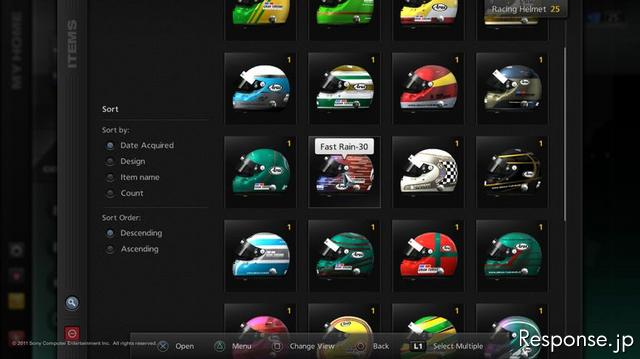 PS3『グランツーリスモ5』Ver1.10(c)Sony Computer Entertainment Inc. Manufacturers, cars, names, brands and associated imagery featured in this game in some cases include trademarks and/or copyrighted materials of their respective owners. All rights reserved. Any dep