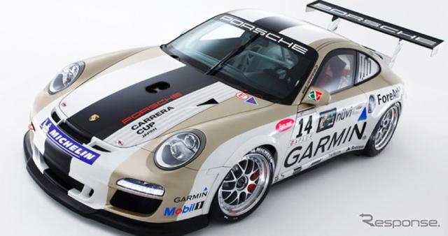 MY2012 911 GT3 Cup