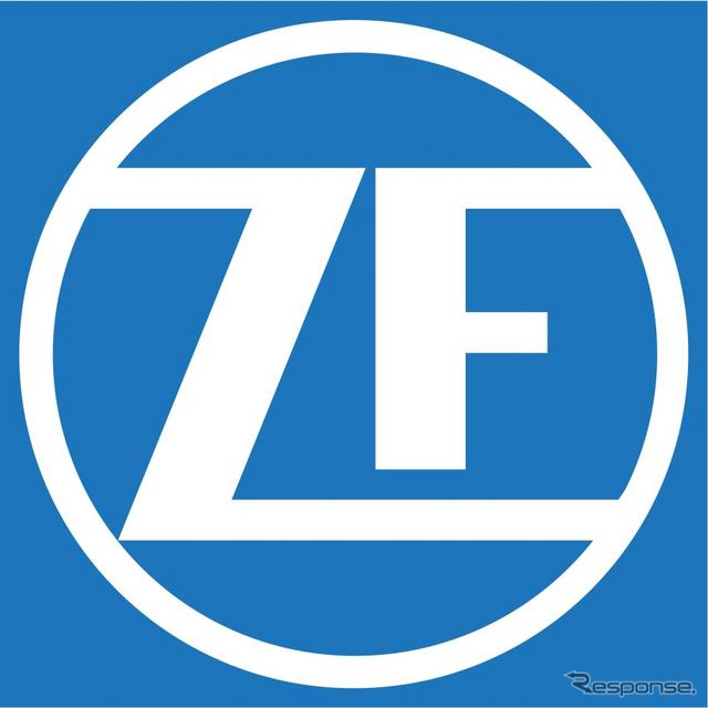 ZF 企業ロゴ