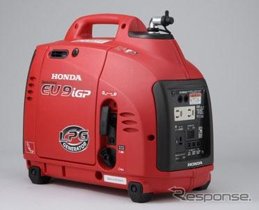 Propane Gas   Powered Portable Generator