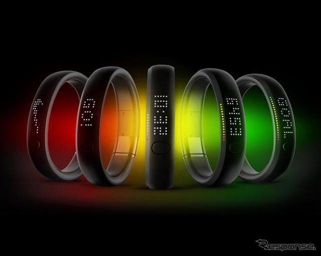 ●Measuring deviceFuelBand/Nike, Inc.