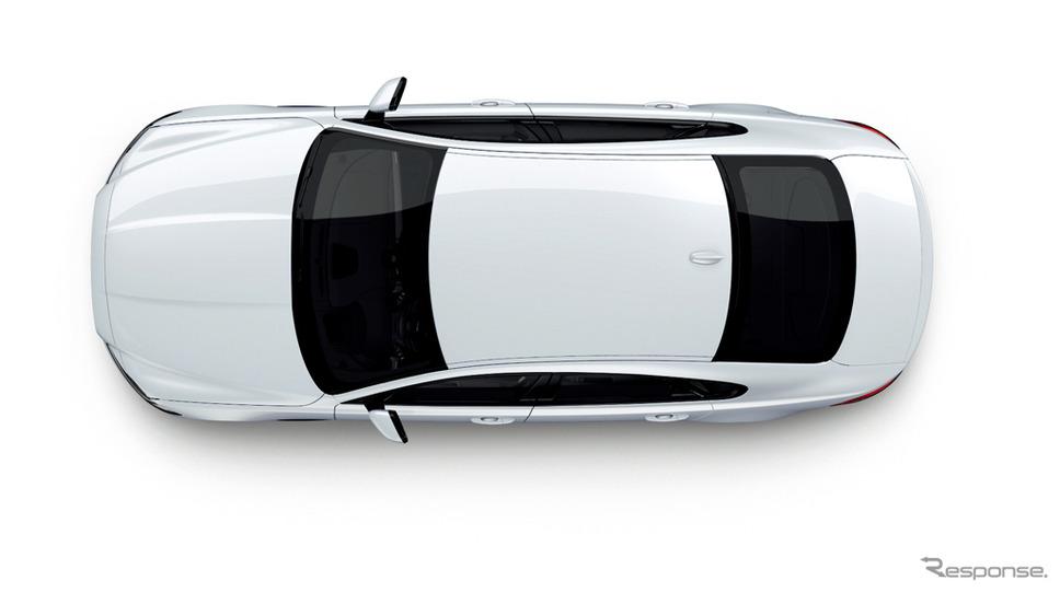 ジャガー XF 2017年モデル