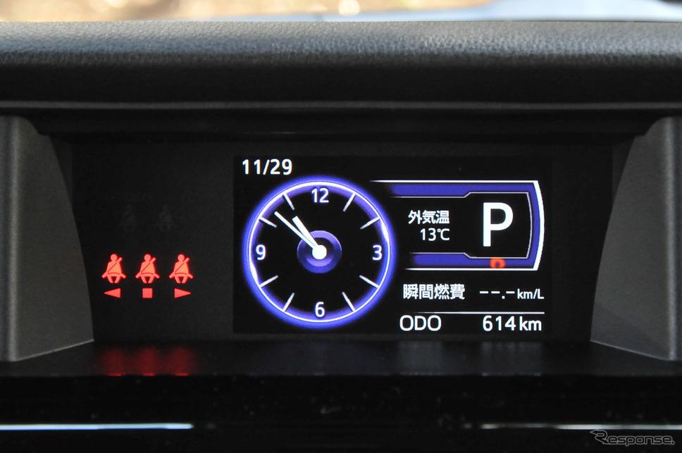 【トヨタ タンク】軽自動車技術を生かした小型トールワゴン[写真蔵]《撮影 諸星陽一》