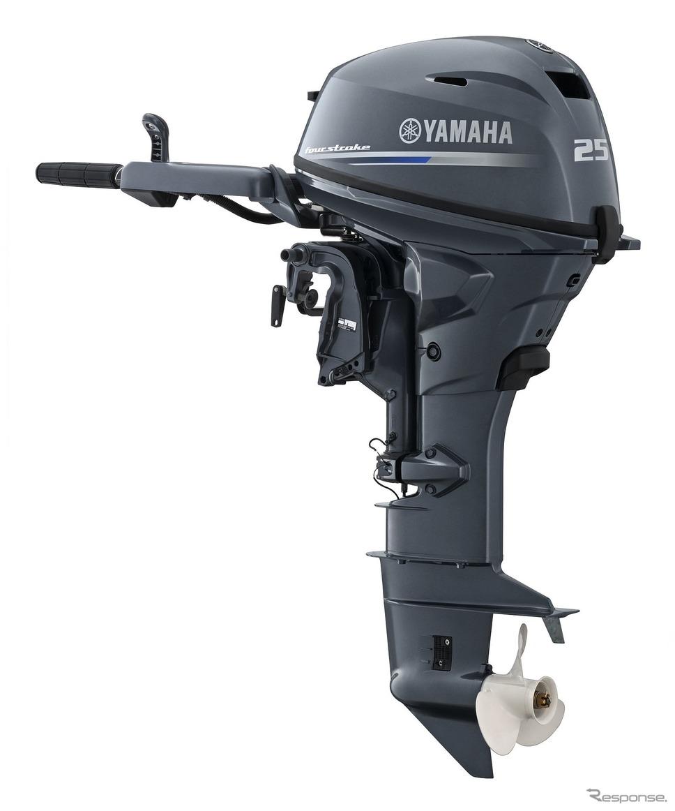 ヤマハ発動機 F25GWHL