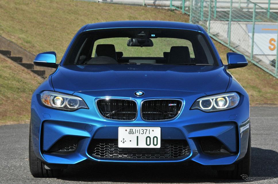 BMW M2クーペ《撮影 諸星陽一》