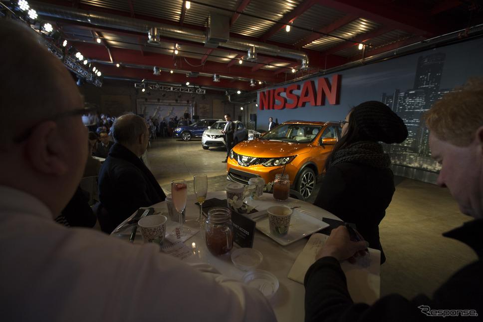 日産自動車(デトロイトモーターショー2017)