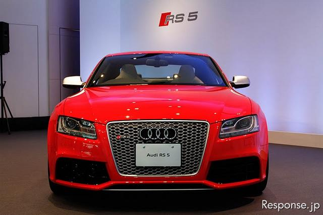 RS5クーペ