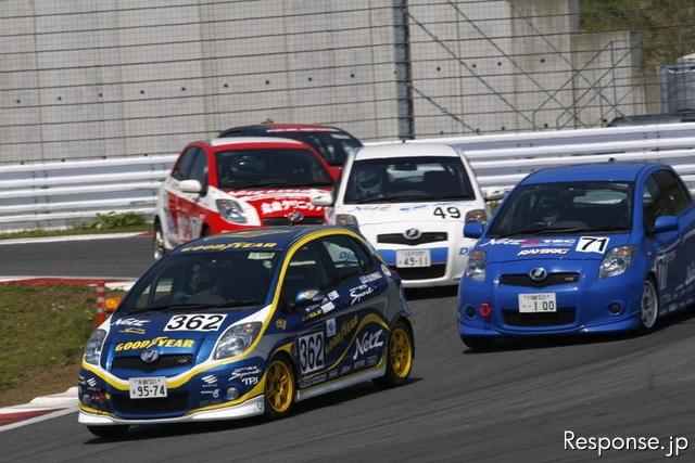 サポートレース:Netz Cup Vitz Race 2010 Grand Final(資料画像)