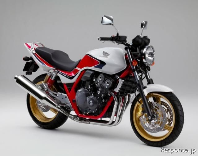 CB400 SUPER FOUR Special Edition(パールサンビームホワイト)