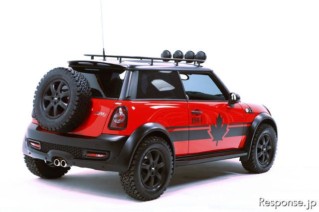 MINI Red Mudder