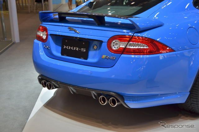 XKR-S Coupe《撮影 正田拓也》
