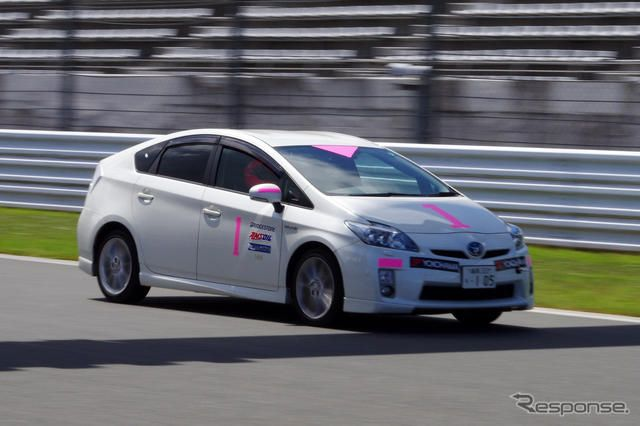 eco car cup 2012《撮影 北島友和》