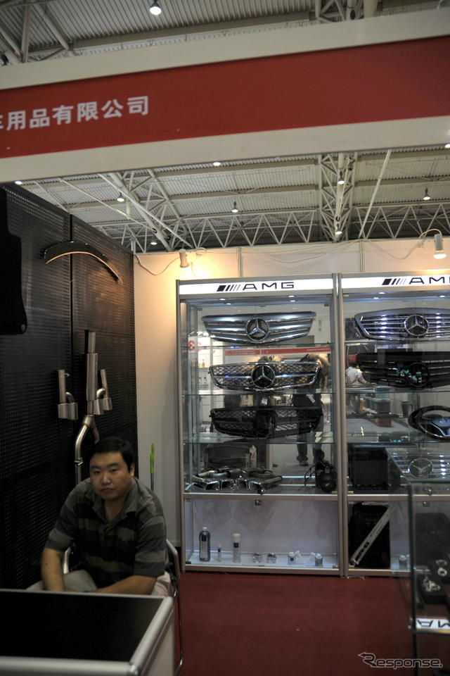ALL in TUNING 2012《撮影:山本一雄》