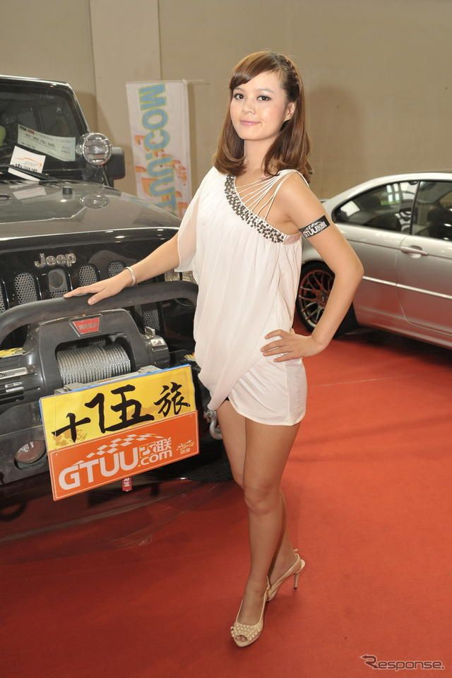 ALL in TUNING 2012《撮影 山本一雄》