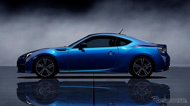 グランツーリスモ5に、スバル BRZ が登場© Sony Computer Entertainment Inc. Manufacturers, cars, names, brands and associated imagery featured in this game in some cases include trademarks and/or copyrighted materials of their respective owners. All rights reserved. Any dep