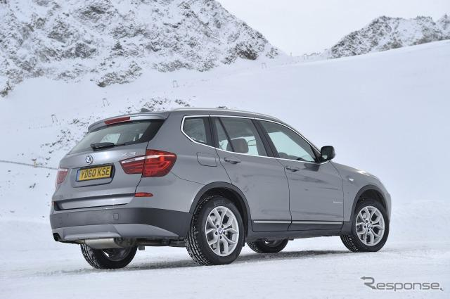 BMW X3 xDrive20d BluePerformance