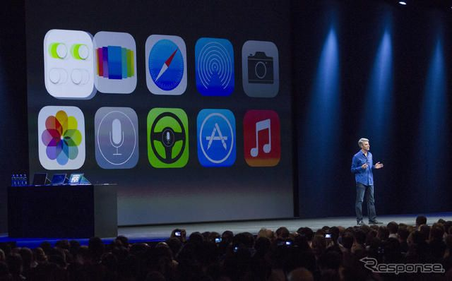 WWDC 2013《画像 Getty Images》