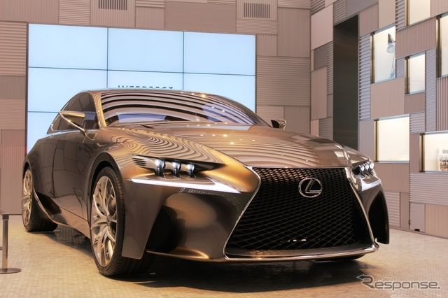 INTERSECT BY LEXUS、8月30日にオープン《撮影 内田俊一》