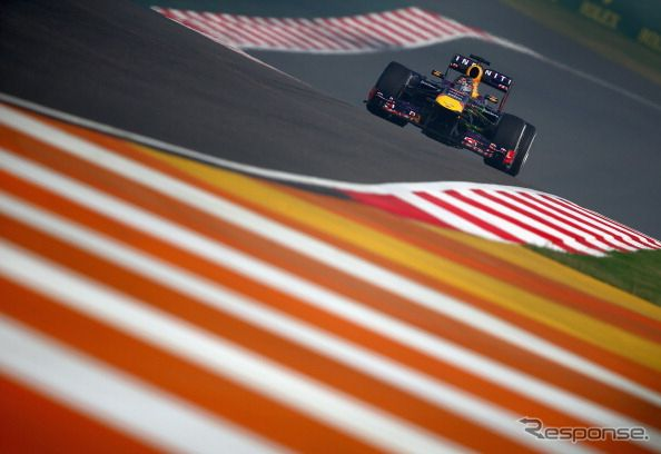F1 インドGPPhoto:Getty Images