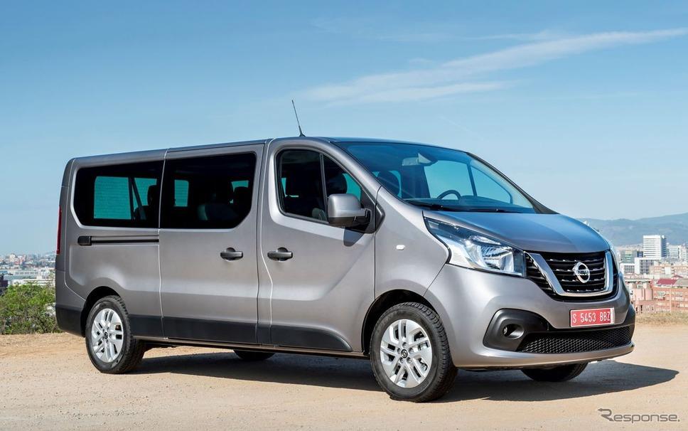【ハノーバーモーターショー16】日産、NV300 を初公開…新型商用車 - e燃費