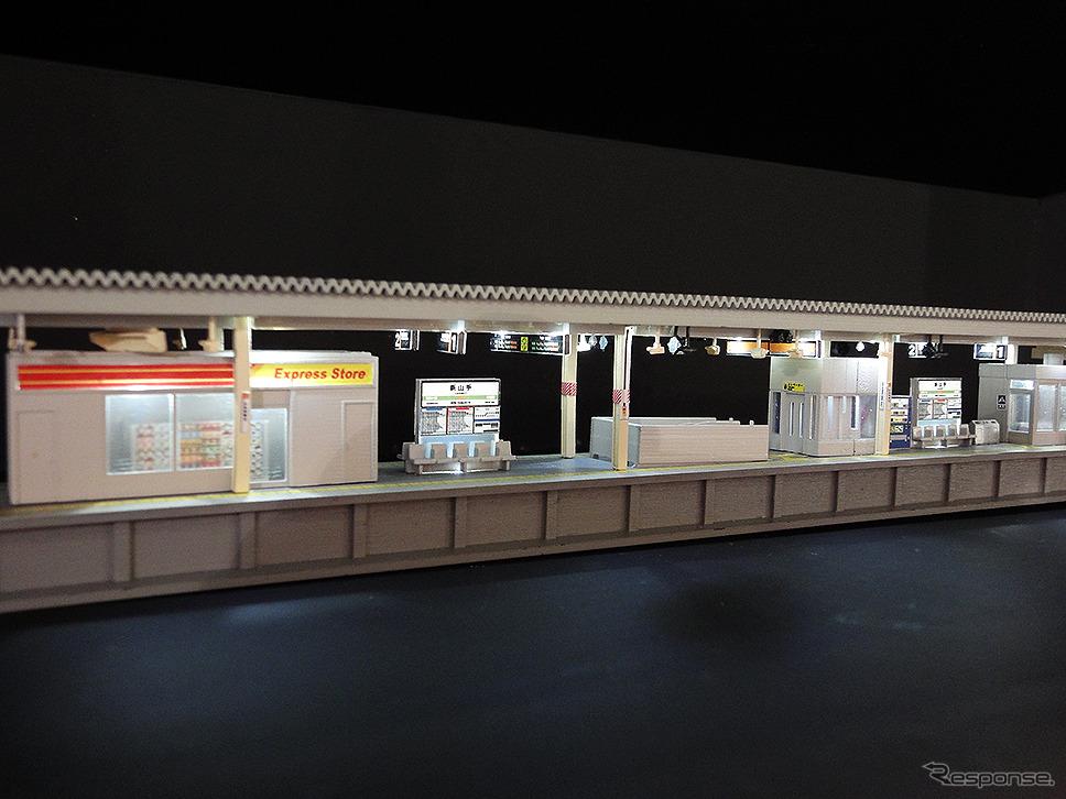 トミーテックの新作・参考出品(第56回 全日本模型ホビーショー 2016年9月23〜25日 開催)《撮影 大野雅人(Gazin Airlines)》