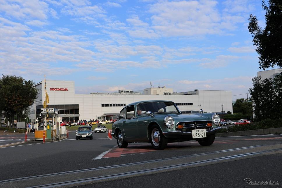 ホンダ S800C《撮影 内田千鶴子》