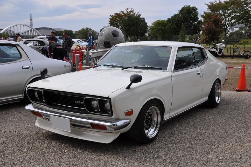 1973年 ブルーバードU 1800 SSS嶽宮 三郎