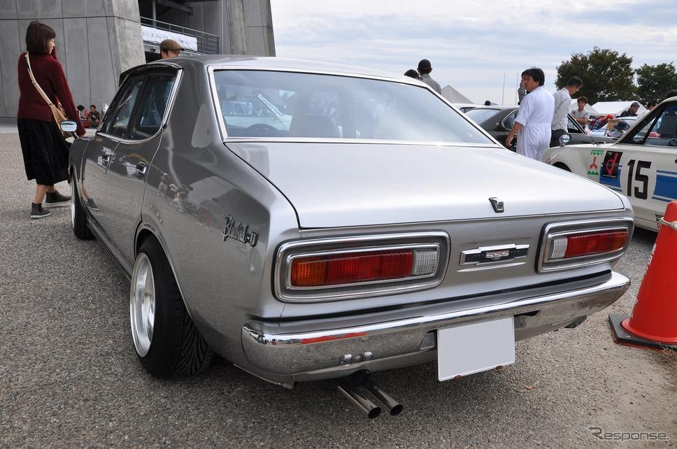 1972年 ブルーバードU 1800 SSS嶽宮 三郎