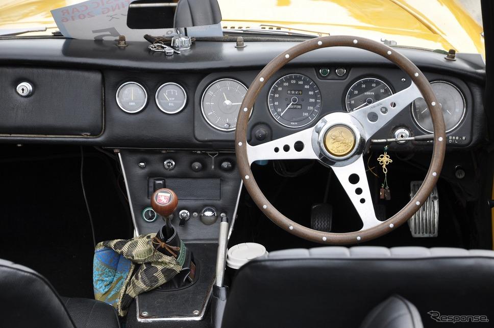 1963年 フェアレディ1500 SP310嶽宮 三郎