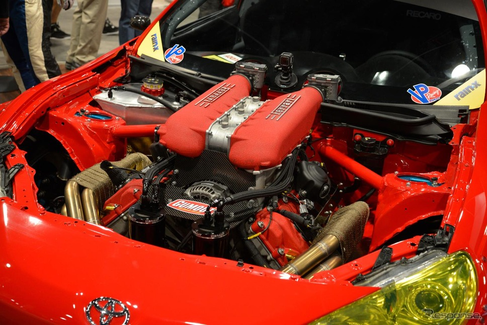 Gumout GT 4586(SEMAショー16)