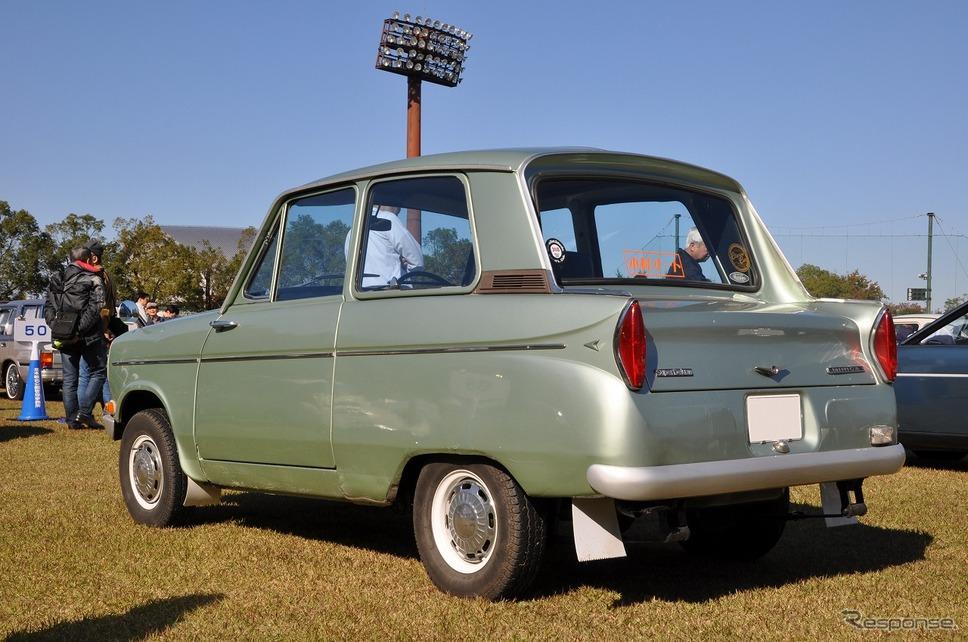 1970年 三菱 ミニカ嶽宮 三郎