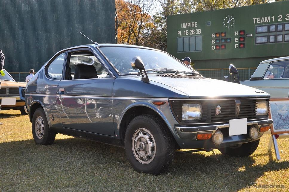 1974年 スズキ フロンテ クーペ GX-CF嶽宮 三郎