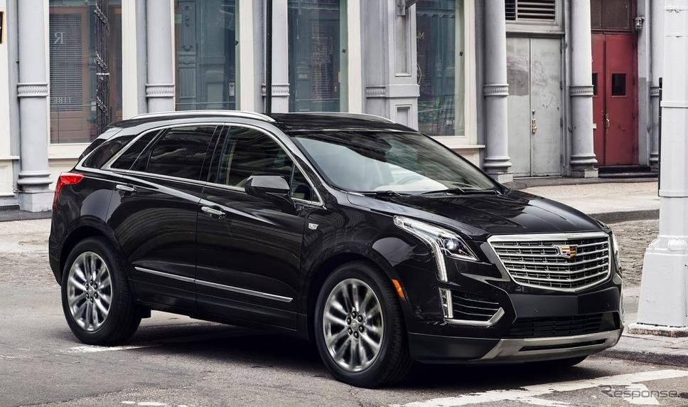 キャデラックの新型SUV、XT5 …米国でリコール - e燃費