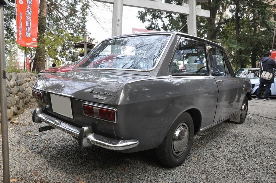 ダットサン サニー 1000 2ドアデラックス(1967年)嶽宮 三郎