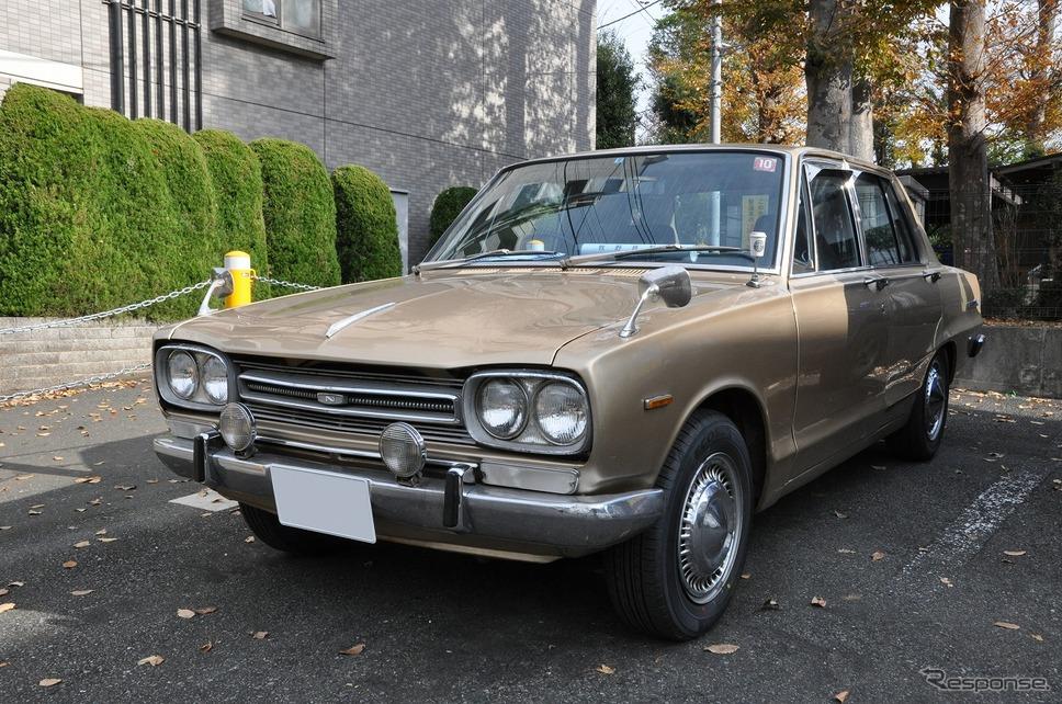 日産 スカイライン 1500デラックス(1969年)嶽宮 三郎
