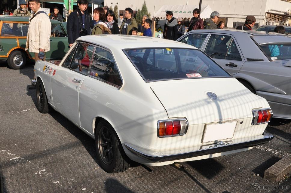 ダットサン サニークーペ1000(1969年)嶽宮 三郎