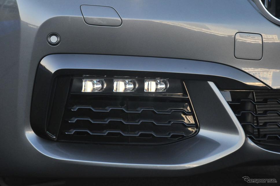 【BMW 740e iパフォーマンス Mスポーツ】フラッグシップに追加されたプラグインハイブリッド[写真蔵]《撮影 諸星陽一》
