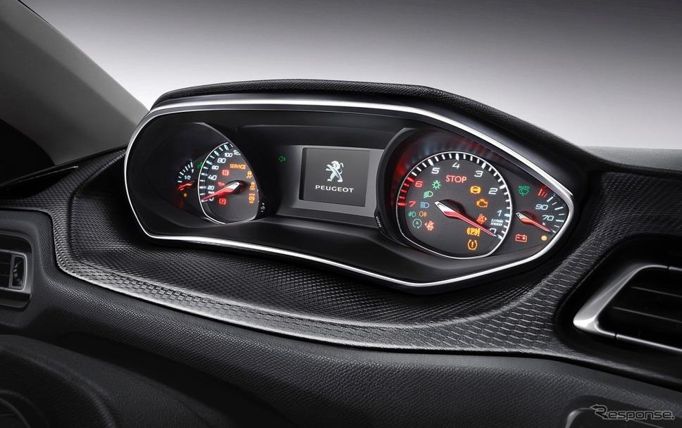 プジョー 308セダン 新型