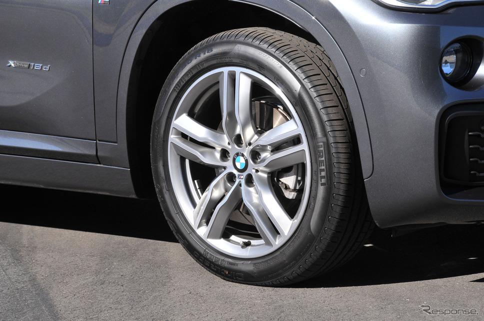 【BMW X1 xDrive18d】BMWの最小SUVに待望のディーゼル[写真蔵]《撮影 諸星陽一》