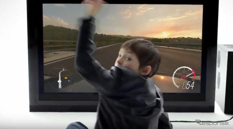 フォルツァ ホライゾン 3のゲームプレイで撮影したジョンクーパーワークスの映像