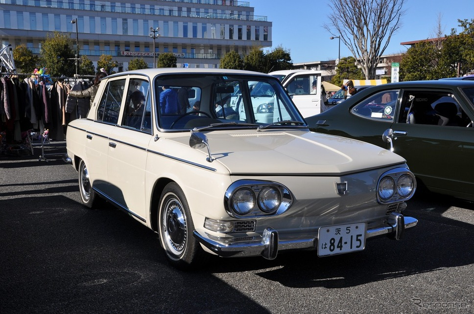 日野 コンテッサ1300(1966年)嶽宮 三郎