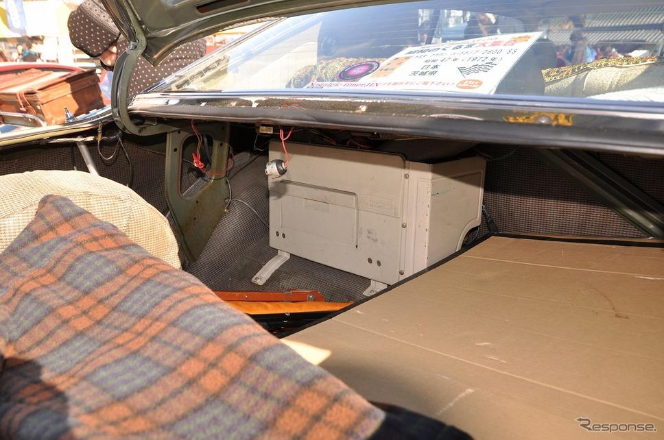 トヨタ クラウンHT2600スーパーサルーン(1972年)嶽宮 三郎