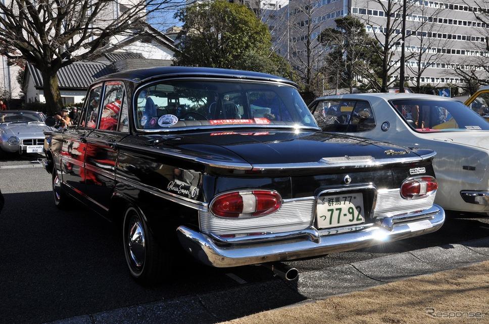 プリンス グロリアスーパー6(1964年)嶽宮 三郎