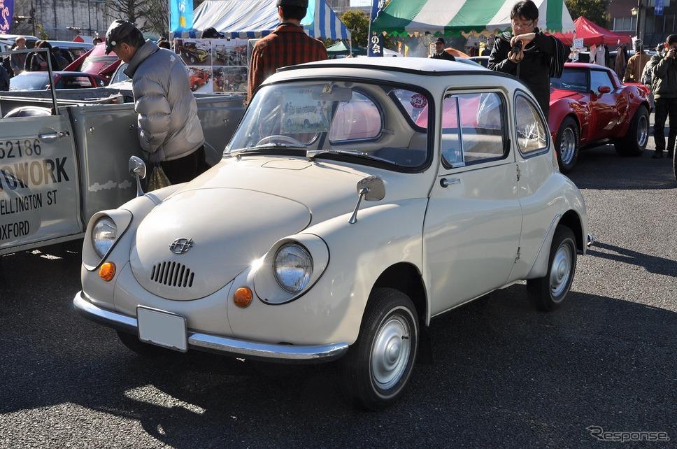 スバル360(1966年)嶽宮 三郎