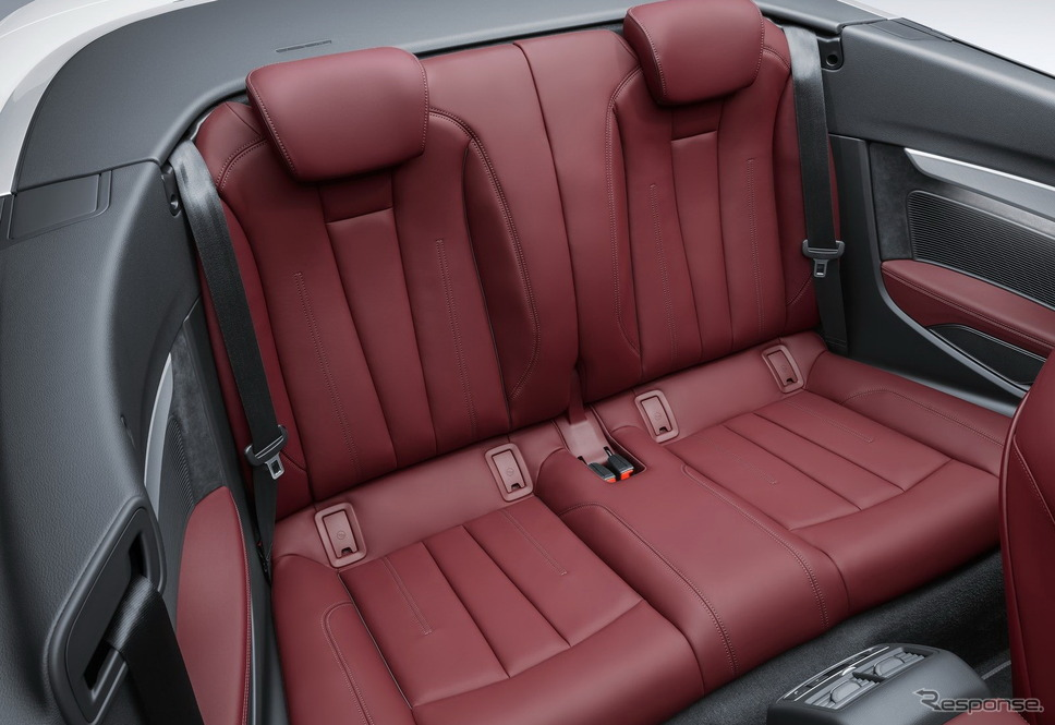 アウディA5カブリオレ 新型