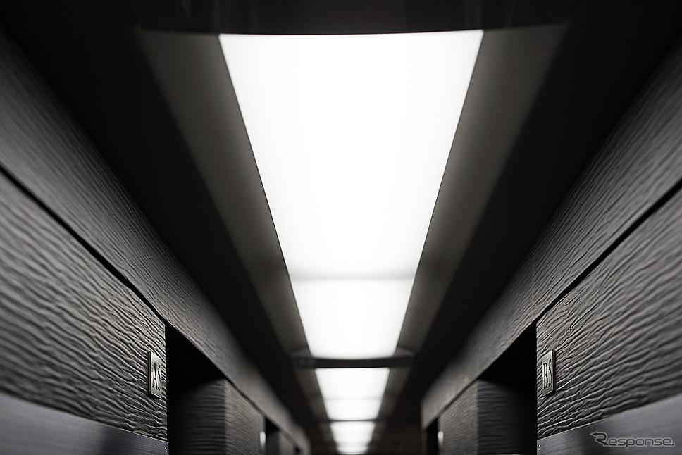 天井照明(両備ホールディングス/関東バス)