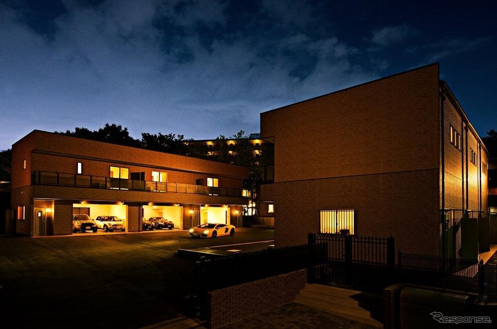 ガレント越谷レイクタウン完成前オープンルーム1月21・22日開催〈写真提供:株式会社 ガレントコーポレーション〉