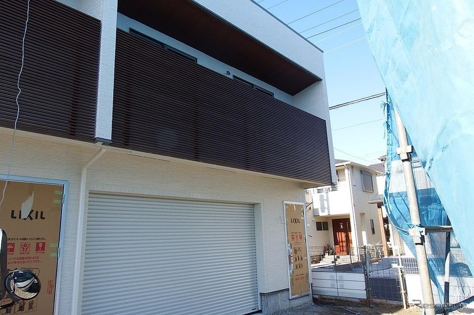 ガレント越谷レイクタウン完成前オープンルーム1月21・22日開催《撮影 中込健太郎》