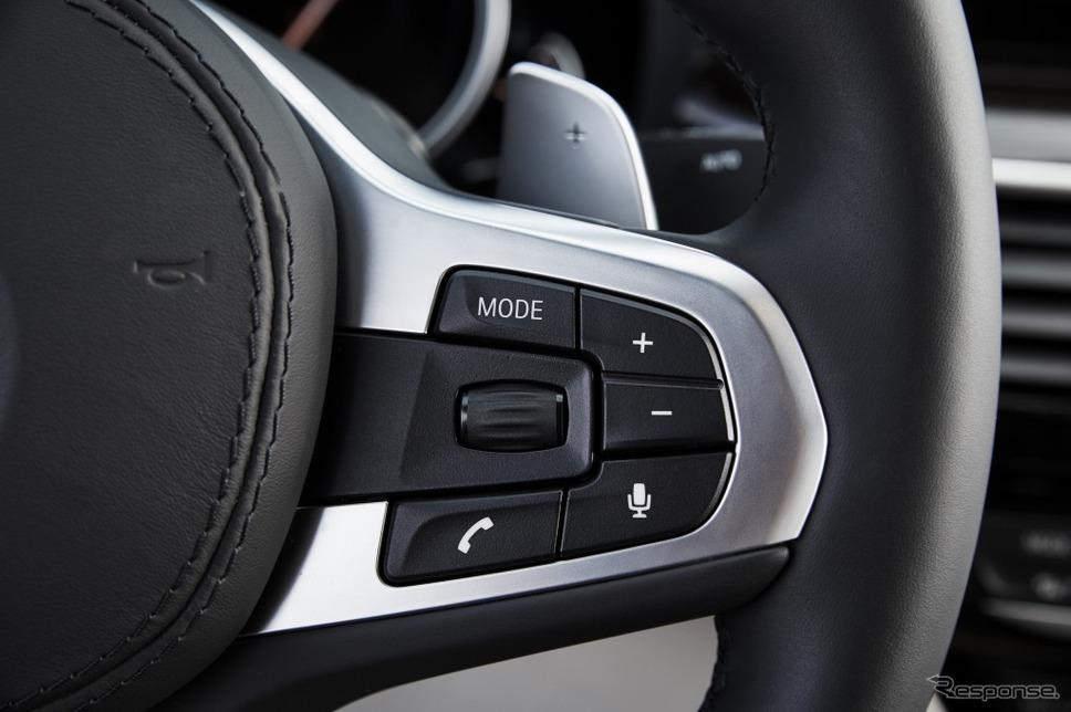 BMW 新型5シリーズ